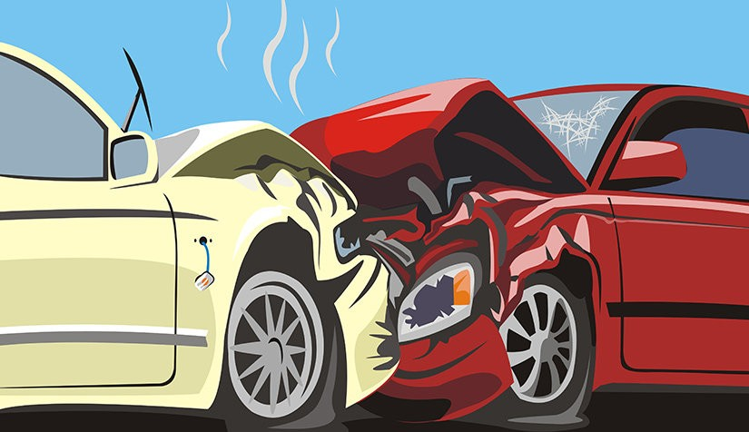 how to go about making a car accident claim