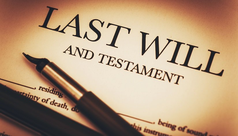 Anthony Joyce Last Will and Testament Tips